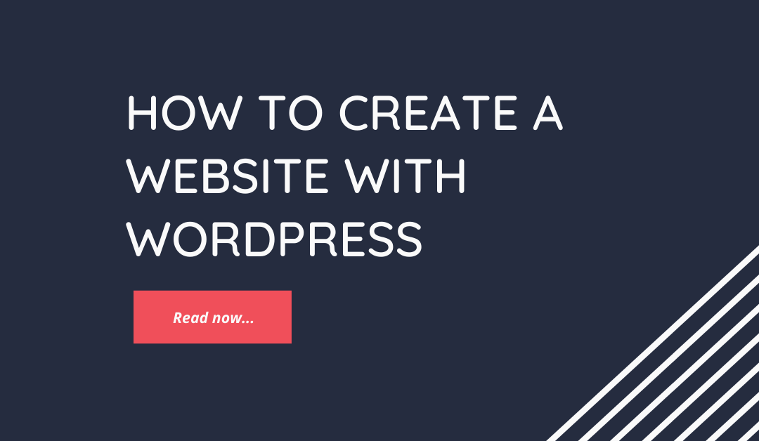 How to Create a WordPress Website with Dreamhost